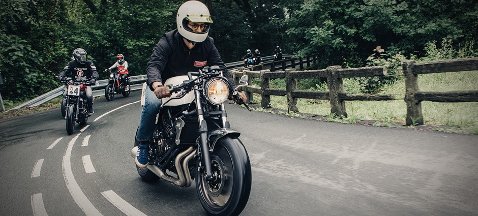 PART 1 : Reduce Noise in Your Custom Motorcycle - The Regulations 1